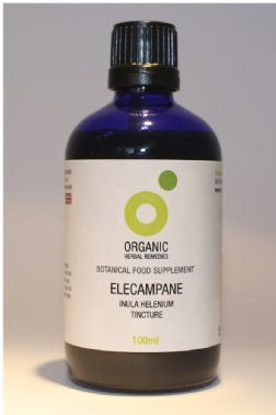 Elecampane Tincture 100ml